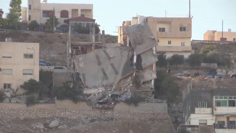 Al menos 7 muertos en una operación contra terroristas en Jordania