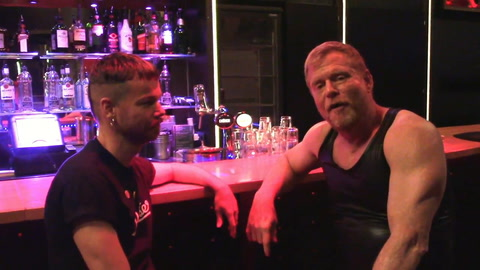 Tour Of Club Church, A Gay Sex Venue In Amsterdam