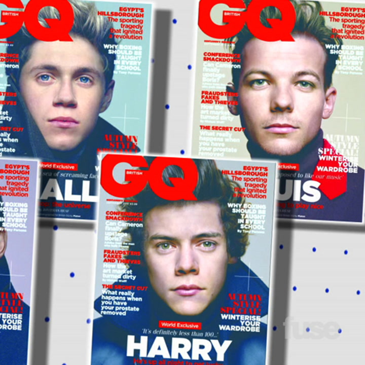 One Direction Fans Terrify GQ With Tweets