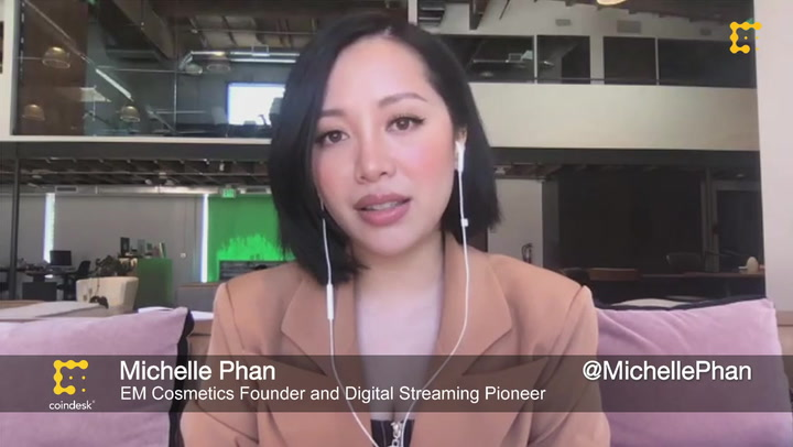 Bitcoin and the Beauty Industry With Michelle Phan and Alex Adelman