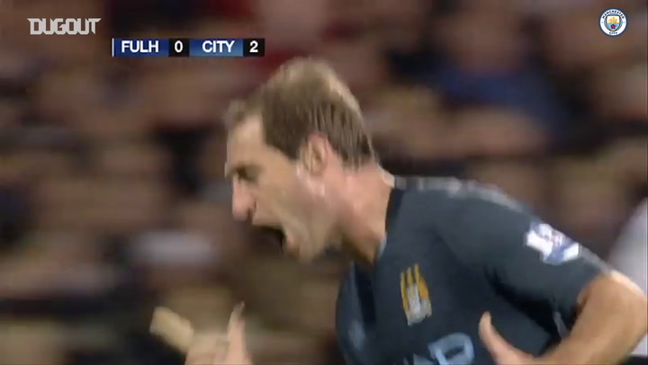 Los mejores goles del Manchester City ante el Fulham