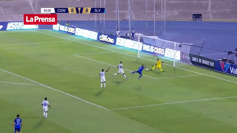 El Salvador 1 - 0 Curacao (Copa Oro 2019)