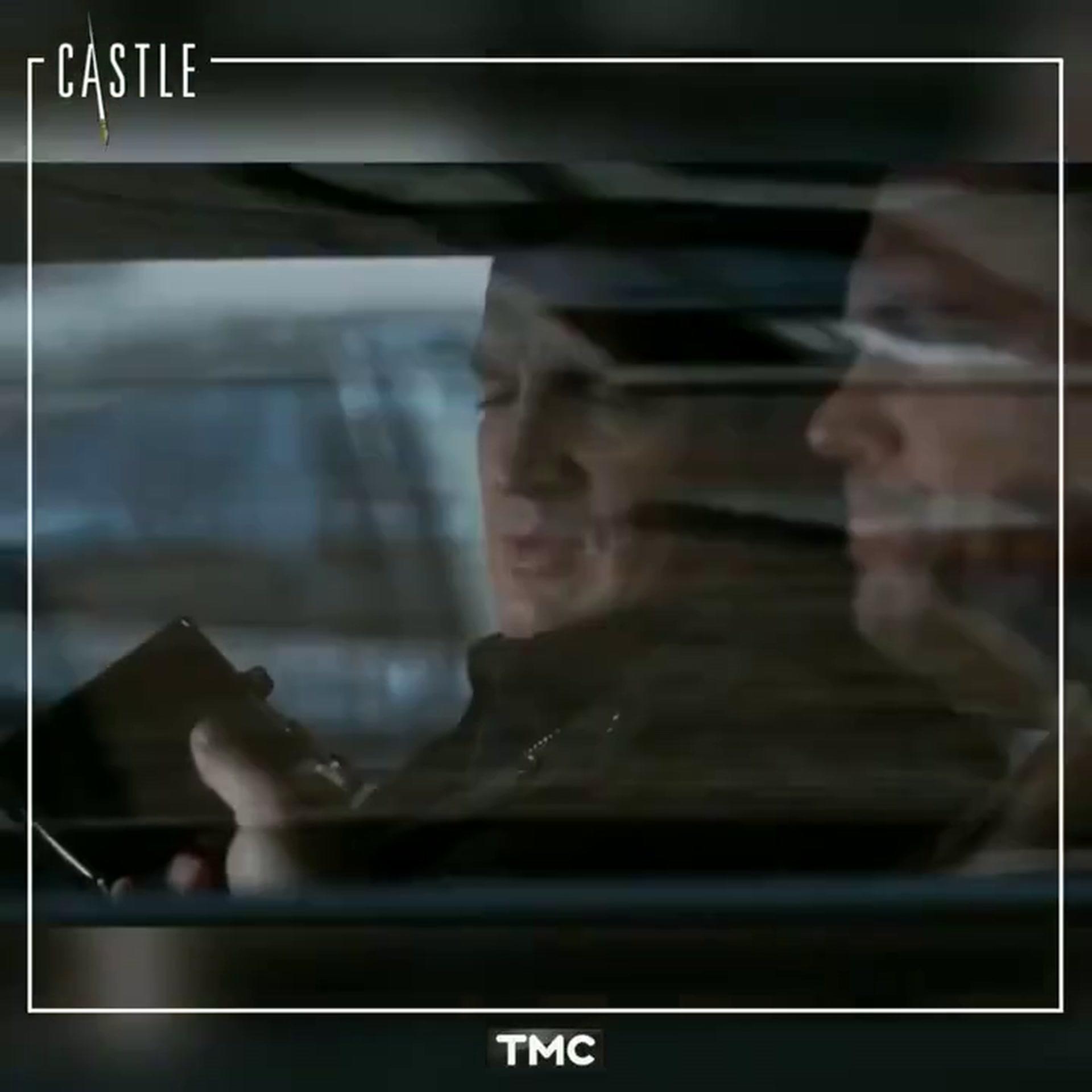 Castle : Chasseur de têtes