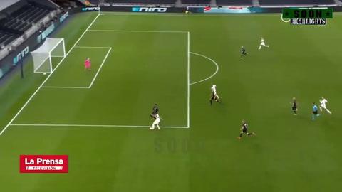 Tottenham 3-0 LASK Linz (Europa League)