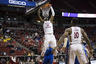UNLV freshman Brandon McCoy declares for NBA Draft