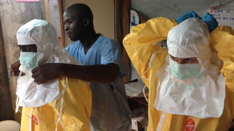 Dangerous 'New Phase'  in Ebola Outbreak