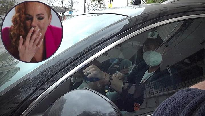 Un abatido Antonio David reaparece tras las declaraciones de Rocío Carrasco
