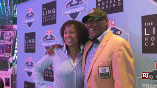 NFL Alumni React to the Raiders First Pick – VIDEO