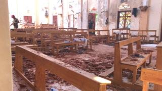 Sri Lanka acusa a movimiento islamista de los atentados del domingo