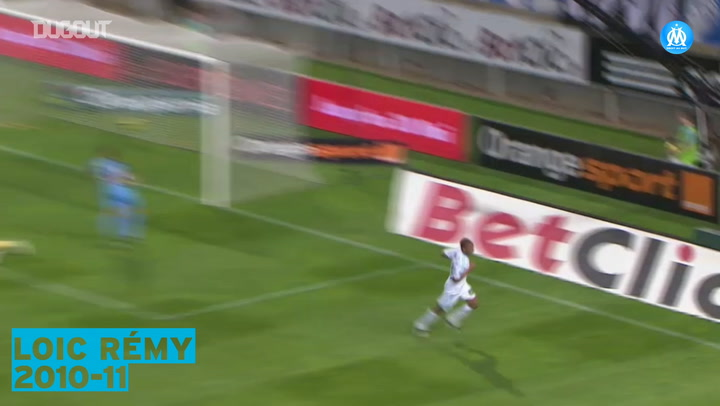 OM's top five goals vs Brest - Dugout