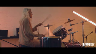 Drummer Madame Gandhi Infuses Feminism Into Her Beats