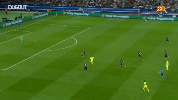 Lo mejor de Luis Suárez en el FC Barcelona