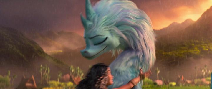 """Tráiler de """"Raya y el último dragón"""", la próxima película de animación de Disney"""