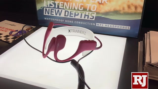 Bone-conduction headphones form Aftershokz