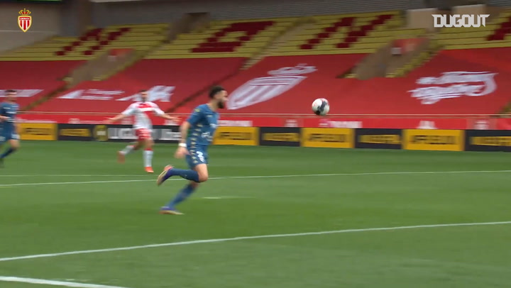 Cesc Fabregas' penalty vs Metz