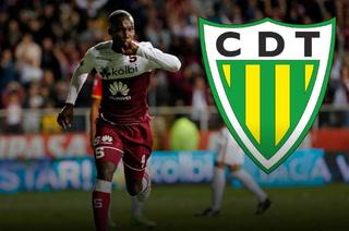 Rubilio Castillo sale de Saprissa y es nuevo jugador del Tondela de Portugal