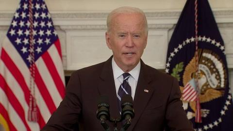 Biden anunciará obligación de vacunarse contra el covid para todos los empleados federales