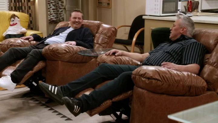 Matt LeBlanc says Matthew Perry thought classic Friends episode was 'stupid'