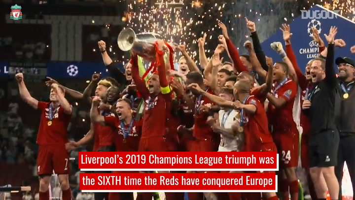 Liverpool's Six European Titles