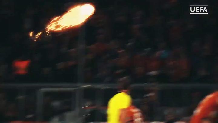 Van Dijk supera a Messi y CR7 como el mejor jugador de la UEFA