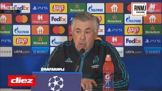 ¿4-4-2 o 4-3-3? Ancelotti aclara cuál es el mejor sistema para el Real Madrid y adelanta quiénes regresan