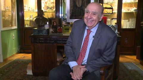 Sanguinetti: seguridad y Venezuela definirán comicios en Uruguay