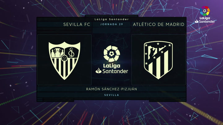 LaLiga Santander (Jornada 29): Sevilla 1-0 Atlético de Madrid