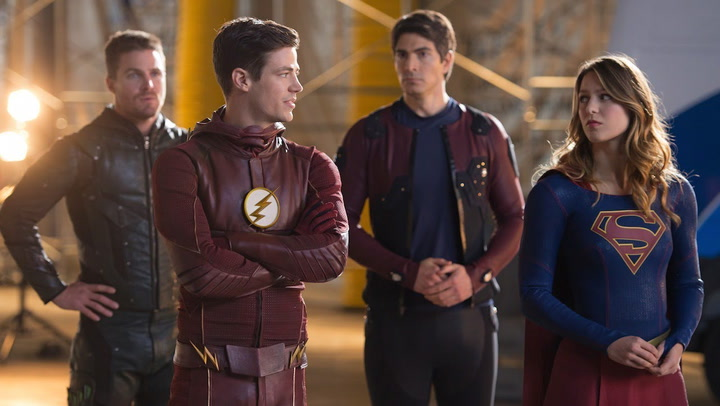 Invasion! The Biggest Arrowverse Crossover Yet