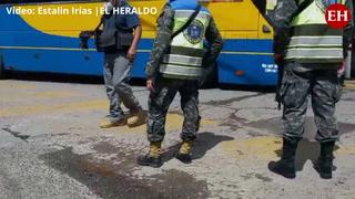 Atentado deja al menos dos personas heridas en Comayagüela