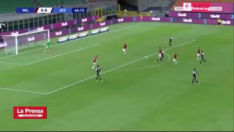 AC Milan 4-2 Juventus (Serie A)