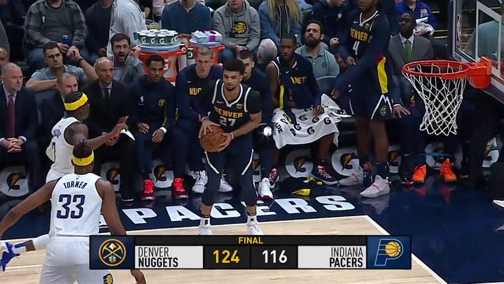 El resumen de la jornada de la NBA del 2 de enero 2020