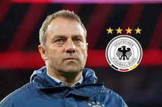 Hansi Flick será el nuevo entrenador de Alemania tras la Eurocopa y por tres años