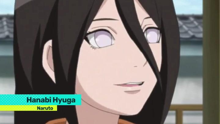 'Naruto' Profile: Hanabi Hyuga