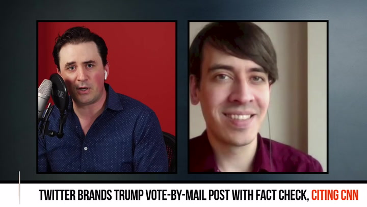 Marlow, Bokhari: Twitter's Fake Check Forgot to Disclose Partnership with Leftists