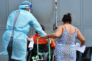 Más de 16 mil casos de coronavirus en Cortés y casi 600 fallecidos en dicho departamento