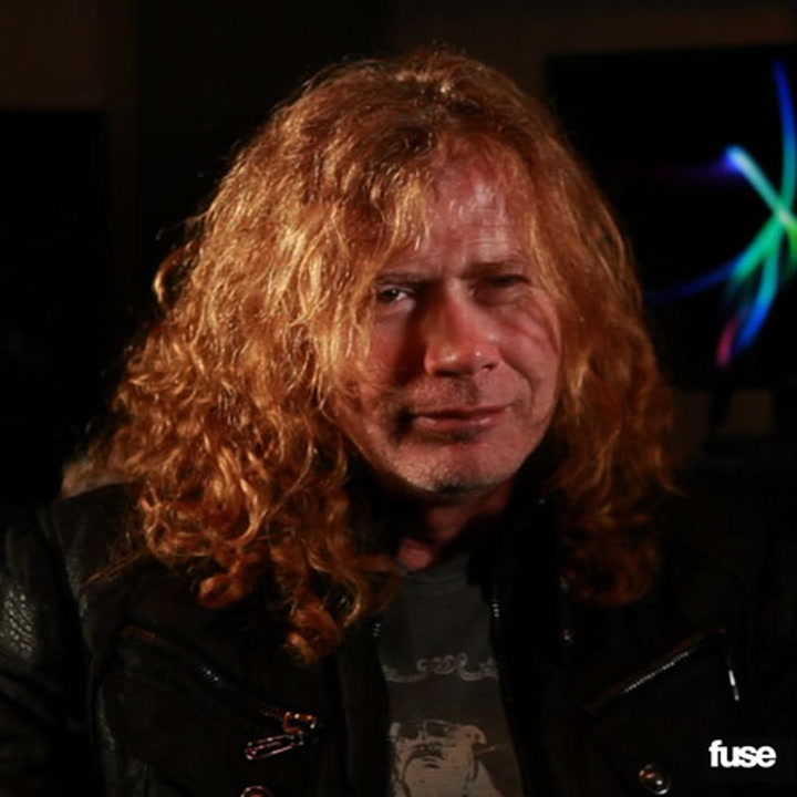 Dave Mustaine on Clint Eastwood & More