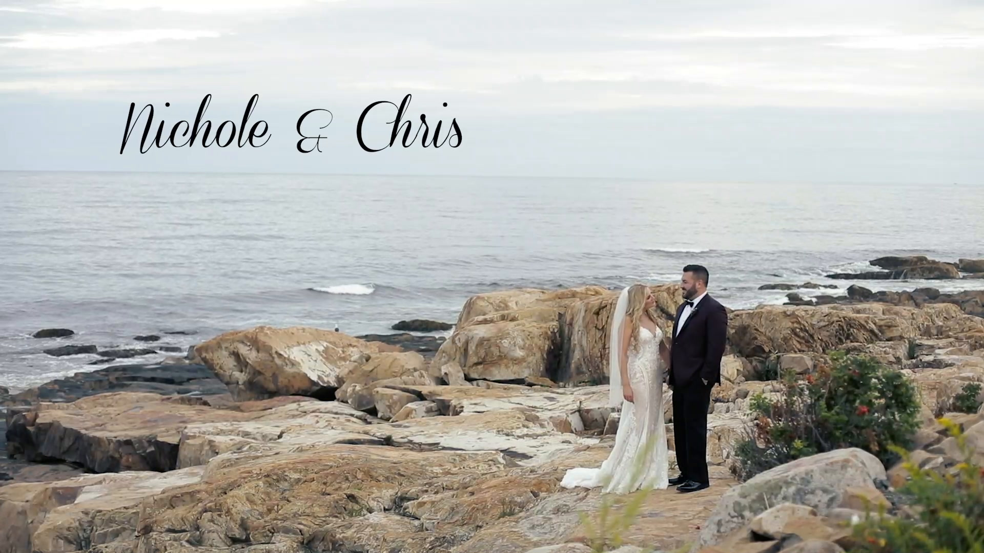 Nichole + Chris | Gloucester, Massachusetts | The Elks at Bass Rocks