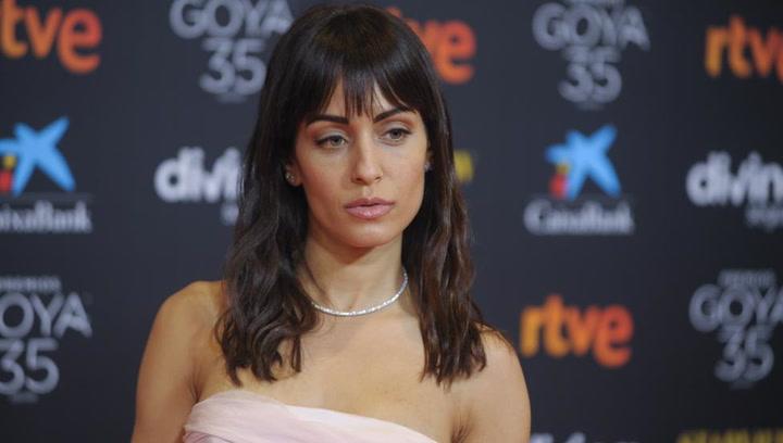 El minivestido de Hiba Abouk en los Goya que está acaparando todos los titulares