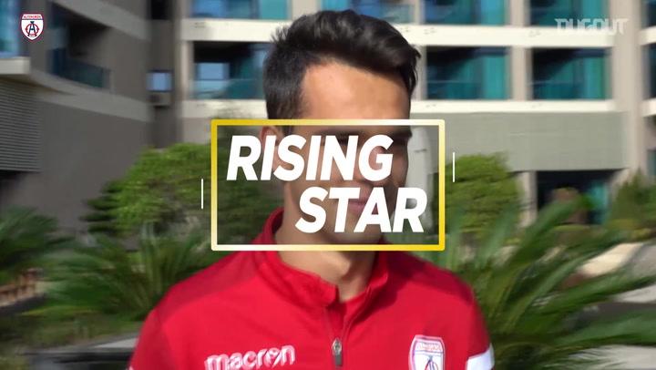 Rising Stars: Kerim Alıcı