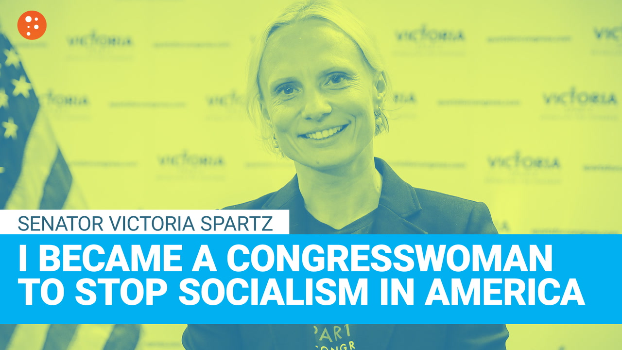 I Became a Congresswoman to Stop Socialism in America