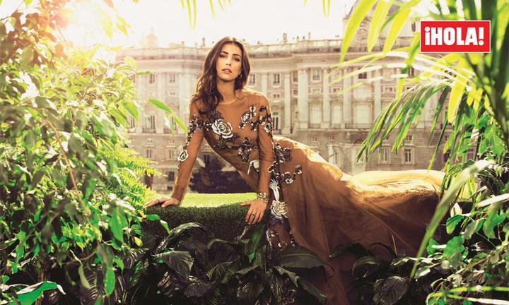 \'Making of\': Alessandra de Osma, una princesa de la elegancia en ¡HOLA!