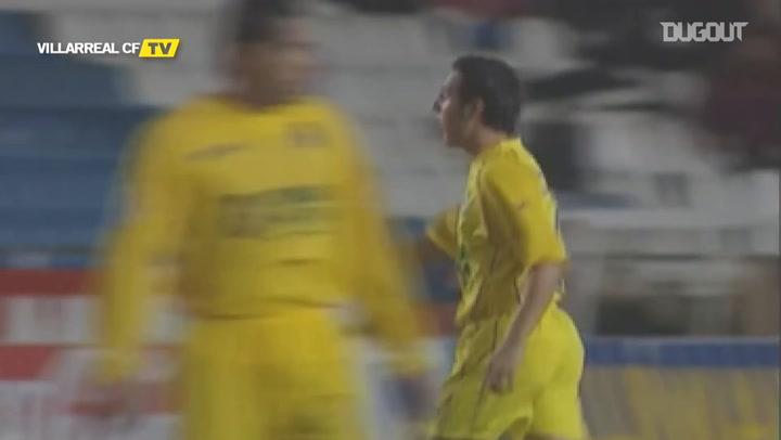 A história de superação de Santi Cazorla no Villarreal