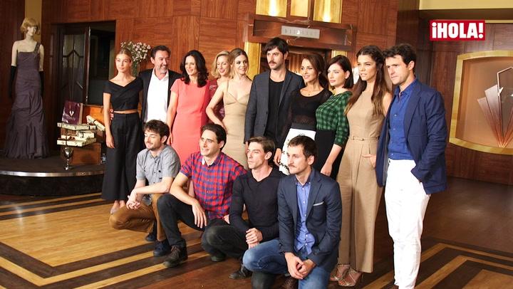 Nos colamos en la presentación de la tercera temporada de \'Velvet\', ¿qué nos han contado los actores?
