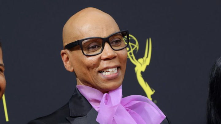 Take a Peep at RuPaul's Fabulous New $13.7M Beverly Hills Palace