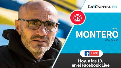 El hincha de Newells nos respeta, dijo Montero, que habló de Central, Zidane y la selección