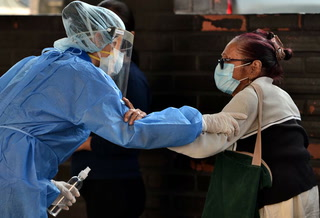 207 nuevos casos de coronavirus en Honduras y seis fallecidos más; 3,950 infectados en total