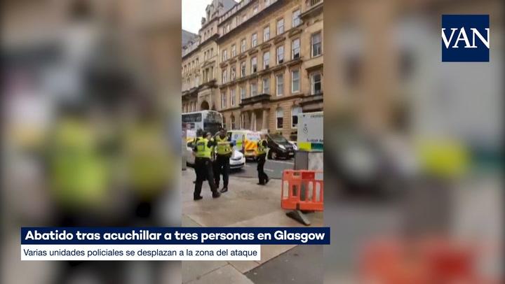 Al menos tres muertos en un apuñalamiento múltiple en un hotel de Glasgow