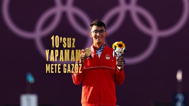 10'suz Yapamam - Mete Gazoz