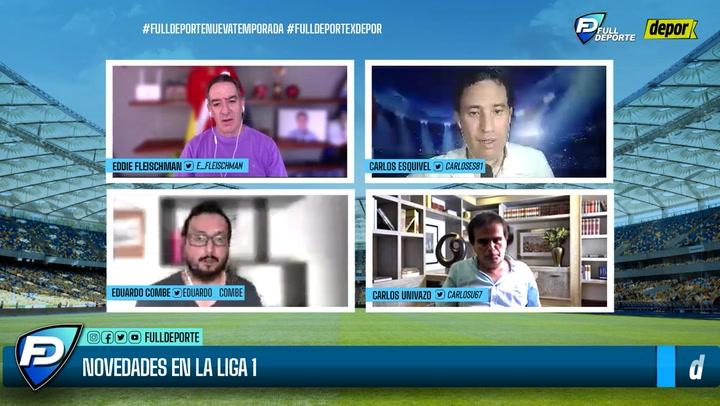 'Full Deporte por Depor': todo sobre el presente de Universitario y Sporting Cristal