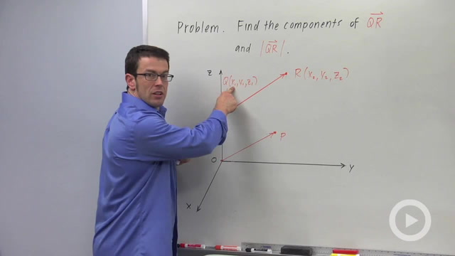 Introduction to the 3D Coordinate System - Problem 3